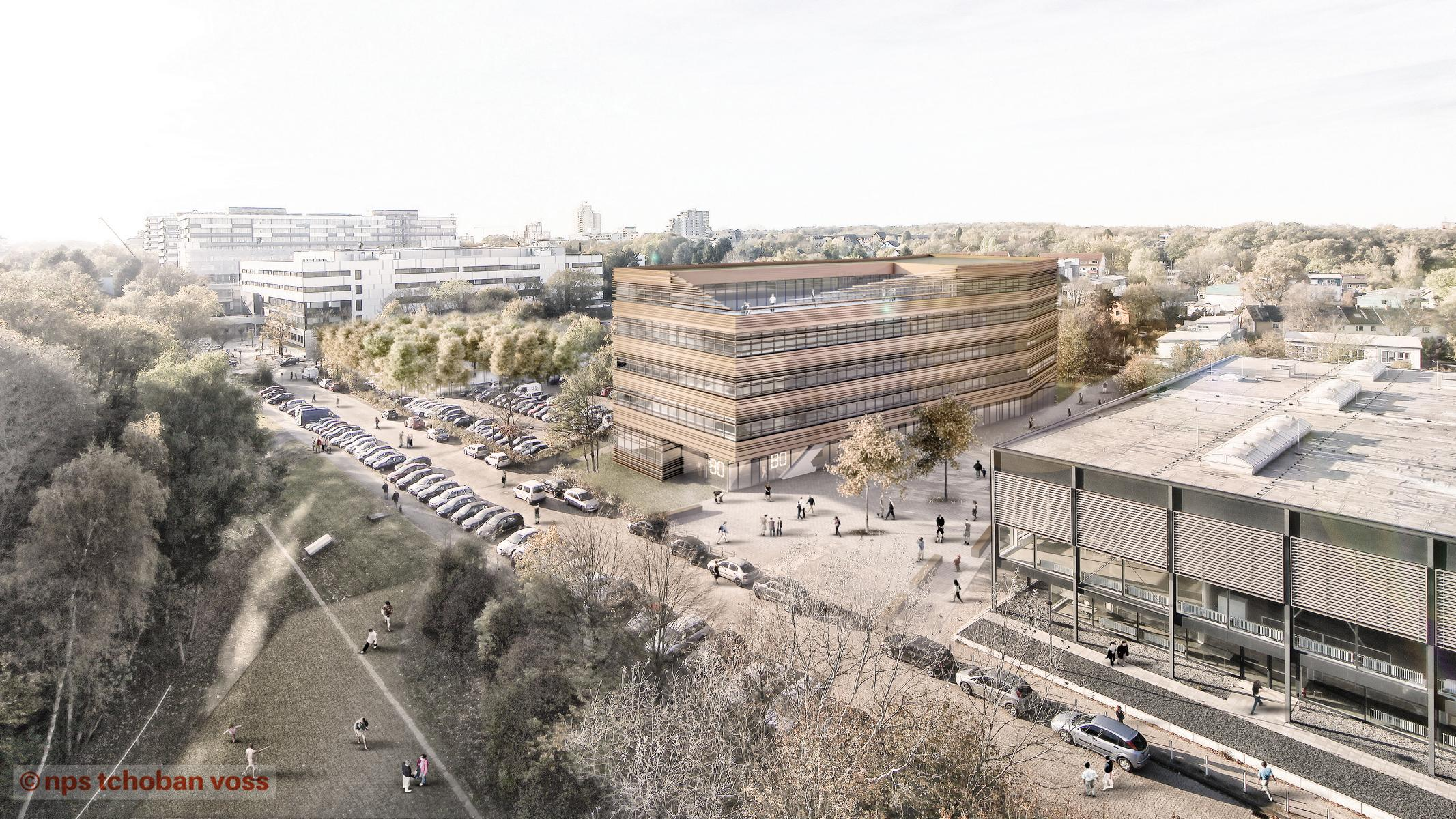 Bochum DE_Fachhochschule Wettbewerb