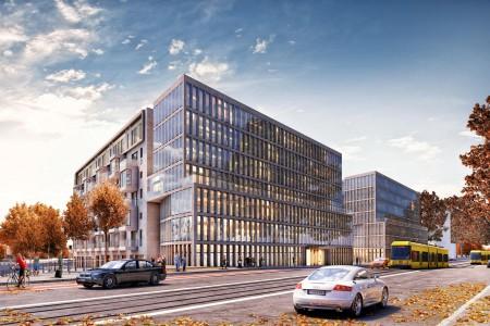 Berlin DE_Humboldthafen Wettbewerb 2.Preis