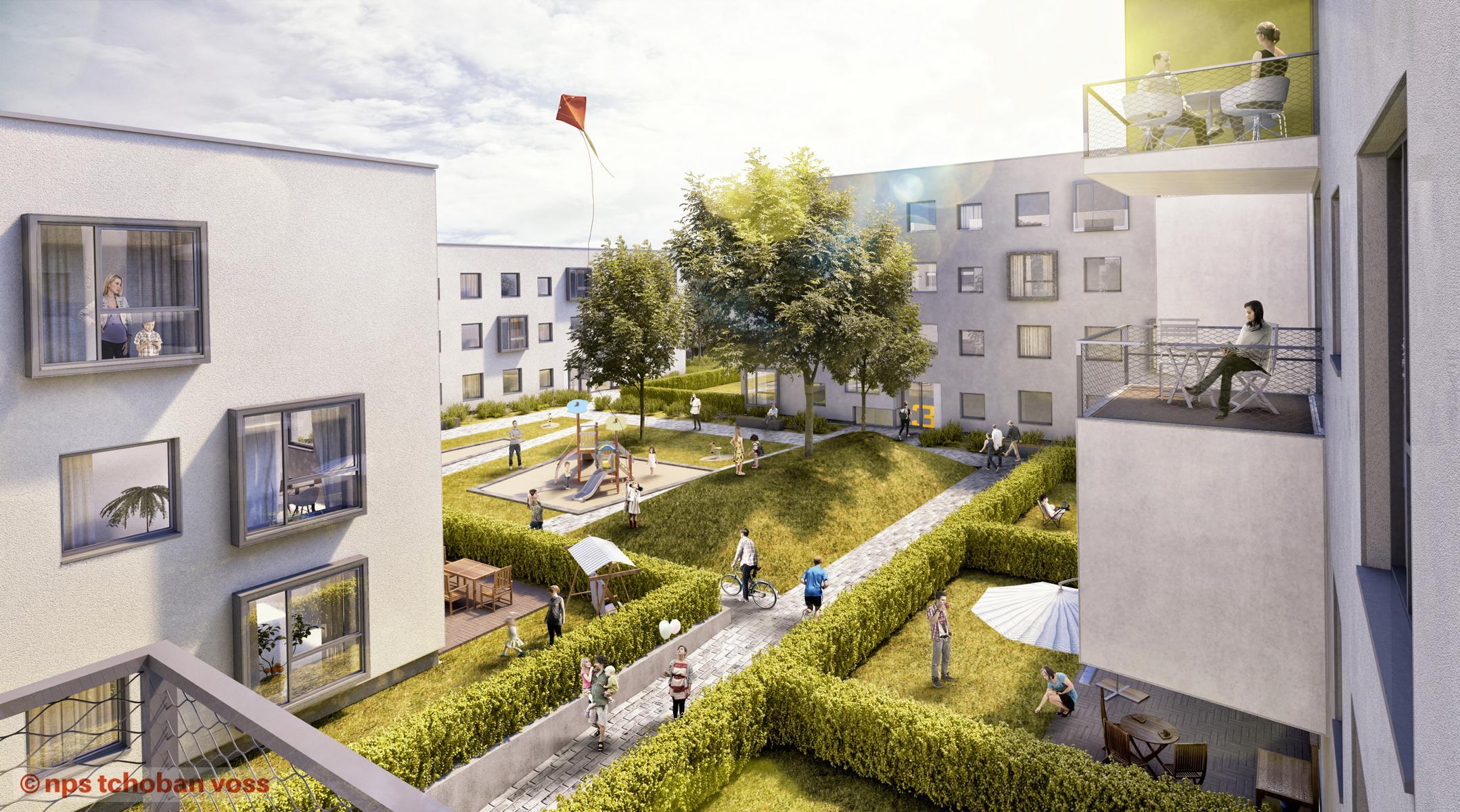 Düsseldorf DE_Westfalenquartier