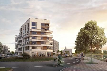 Monheim DE_Wohnungsbau Wettbewerb