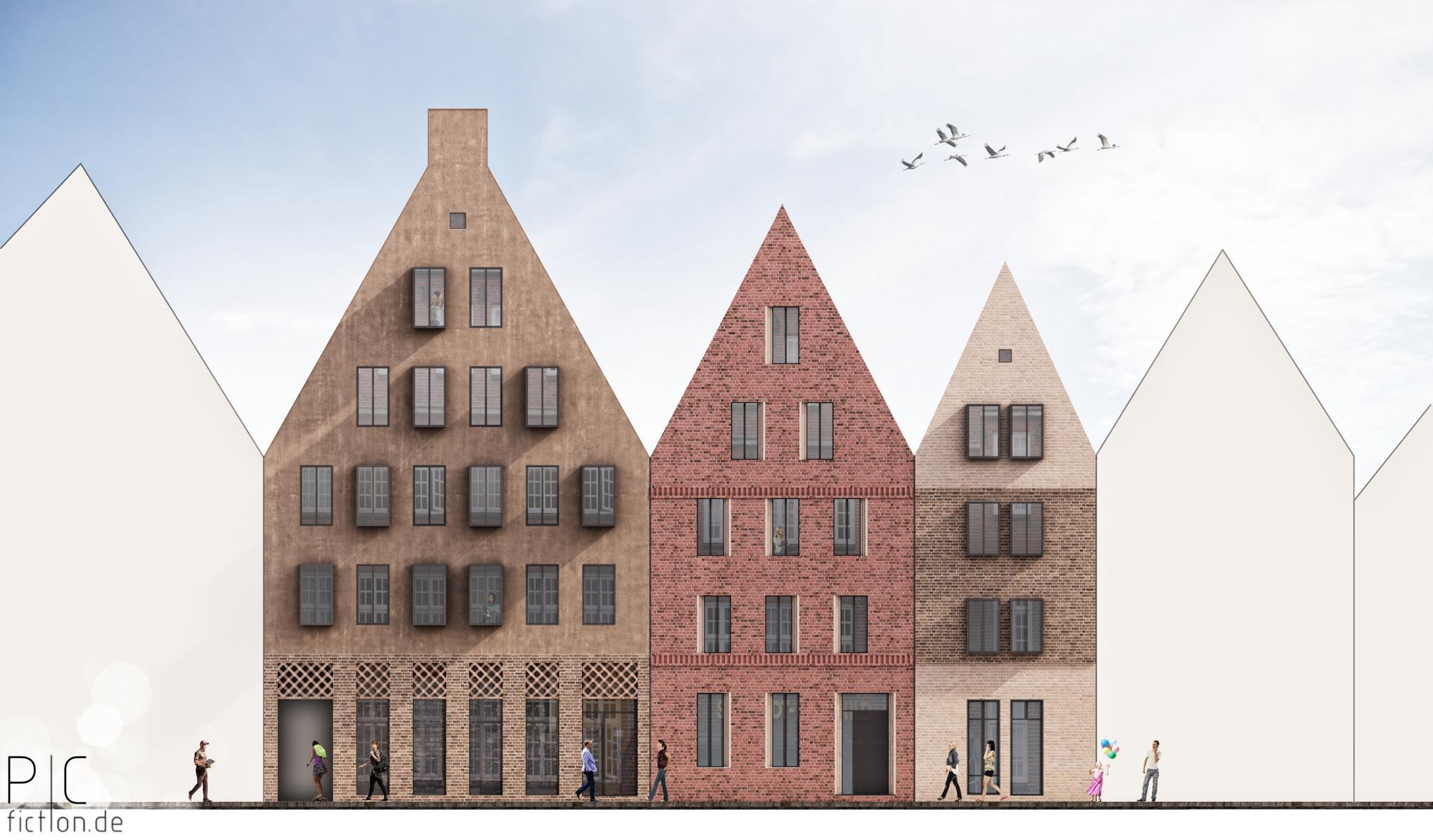 Lübeck DE_Baulücke Wettbewerb
