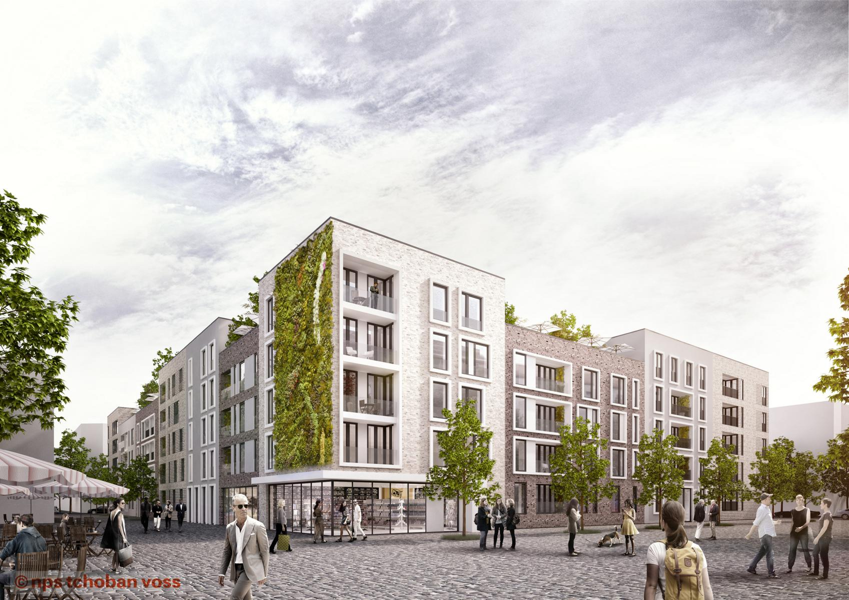 Mannheim DE_Quartier5 Wettbewerb